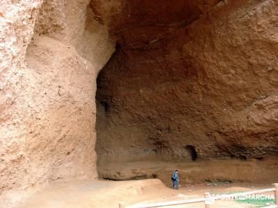 Las Médulas - Valle del Silencio - Herrería de Compludo;senderismo interpretativo grupos de monta�